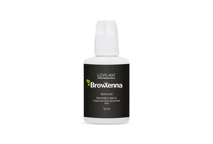 Ремувер цвета (средство для удаления хны и краски) BrowXenna®