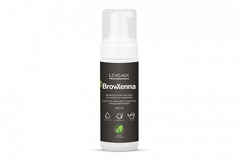 Шампунь-пена для глубокого очищения бровей BrowXenna®